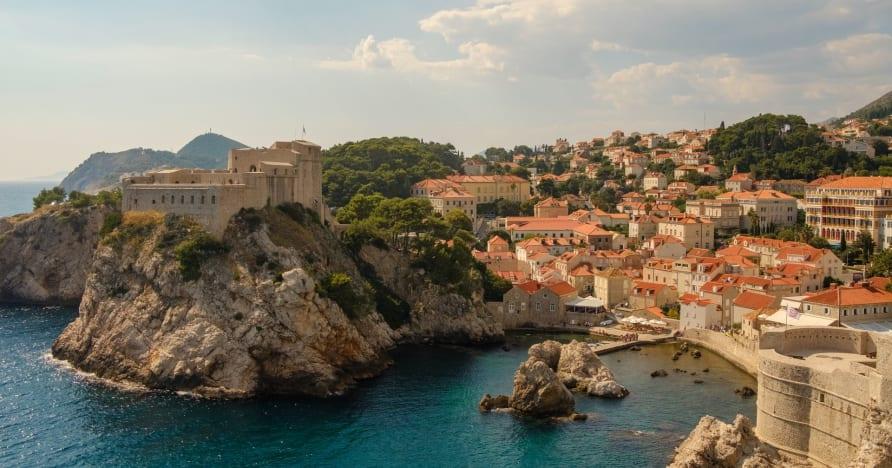 Adegan Perjudian Langsung Kroasia