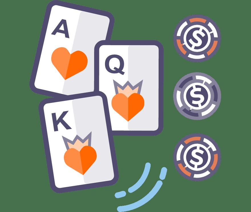 Main Poker Tiga Kad Secara Langsung