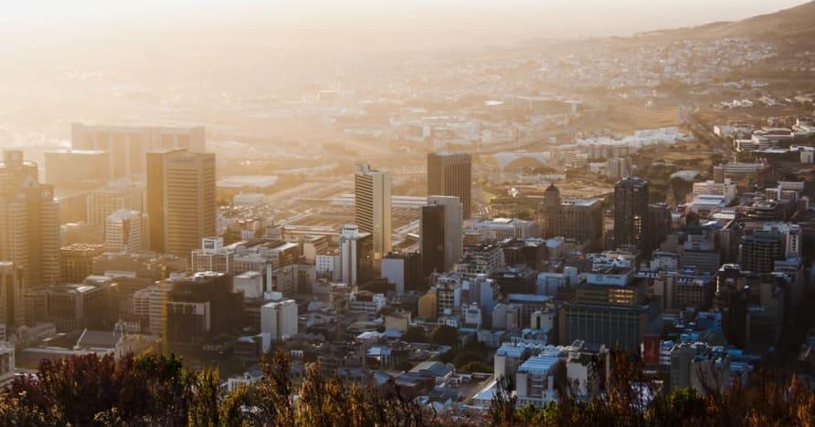 Permainan Kasino Langsung Terbaik untuk Penjudi Dalam Talian Afrika Selatan
