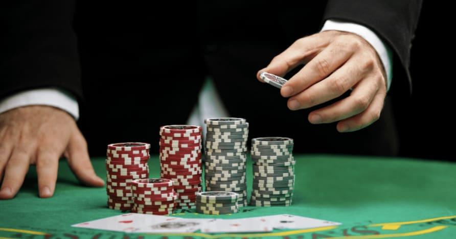Membandingkan kemungkinan untuk permainan Live Casino teratas hari ini