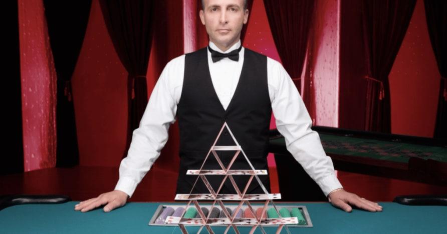 Semua perkara yang anda ingin ketahui mengenai Live Dealer Games