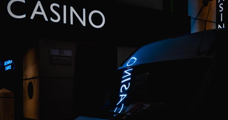 Kasino dalam talian Vs. Kasino Sebenar | Sebab Bermain Dalam Talian