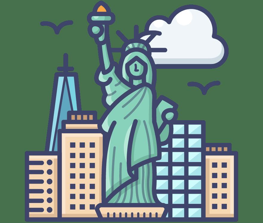 2021 Live Casino dalam Amerika Syarikat